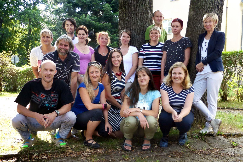 Team Střediska výchovné péče