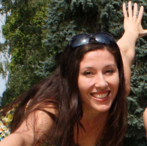 Marcela Salajková - noční vychovatel